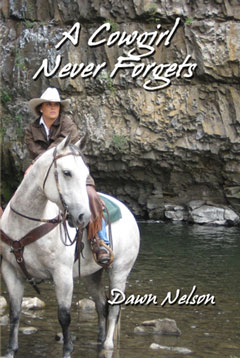 A Cowgirl Never Forgets cover