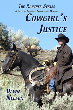 Cowgirl's Justice cover
