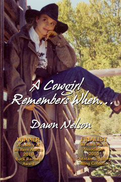 A Cowgirl Remembers When cover