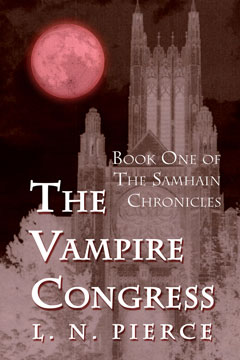 The Vampire Congress cover
