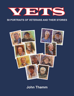 Vets: 50 Portraits of Veterans and their Stories cover